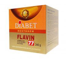 Flavin77 Diabet rostkrém 240g