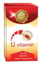 Flavin7 U-vitamin DR Caps 100 db