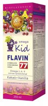 Flavin77 Omega Kid szirup 250ml (pink)