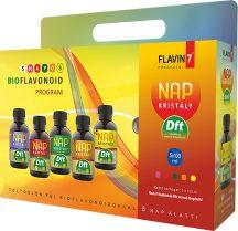 Flavin7 Napkristály 5 napos bioflavonoid Diafit program 5x100ml