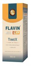 Flavin G77 TimeX szirup 500ml