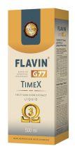 Flavin G77 Omega TimeX szirup 500ml