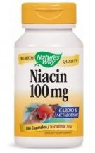 NATURES WAY NIACIN KAPSZULA