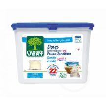 Larbre Vert folyékony mosószer kapszula 22db 581 g