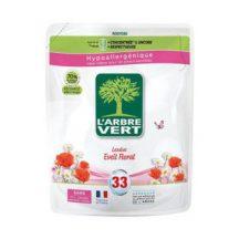 Larbre vert folyékony mosószer utántőltő virág illat 1500 ml