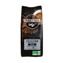 Destination 250 selection prémium szemes bio kávé - 100% arabica válogatás 250 g