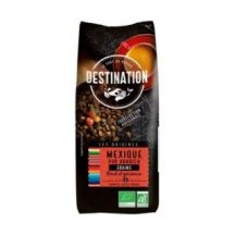 Destination 250 mexico prémium szemes bio kávé - 100% arabica 250 g
