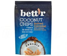 Bettr bio kókuszchips sós karamell 70 g
