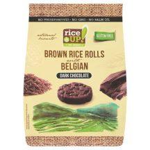 Rice Up snack puffasztott rizs korongok étcsokis 50 g