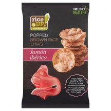 Rice Up chips ibériai sonka ízű 60 g