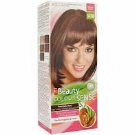 Beauty Color s08 kakaóbarna ammónia ment.növ.hajfesték 1 db