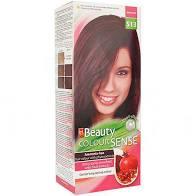 Beauty Color s013 mahagóni ammónia ment.növ.hajfesték 1 db