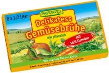 Rapunzel bio zöldségleveskocka delikát 8 db