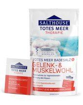 Salthouse holttengeri fürdősó ízület és izom 80 g