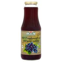 Pölz bio pirosszőlőlé 100% 1000 ml