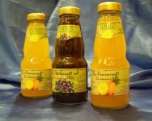 Pölz bio sárgarépalé 100% 1000 ml