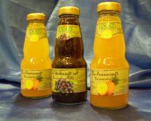 Pölz bio ananászlé 100% 200 ml