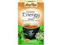 Yogi bio tea zöld energia 17x1,8g 31 g