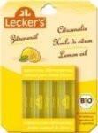 Leckers bio citromolaj /étkezési/4x2 ml 8 ml