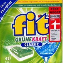 Fit classic só gépi mosogatóhoz 1200 g