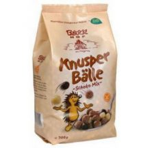 Bauck Hof bio gluténmentes reggeli golyók csoko-mix 300 g