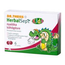 Dr.theiss herbalsept nyalóka köhögésre 6 db