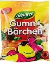 Dennree bio gumicukor gumimacis 100 g