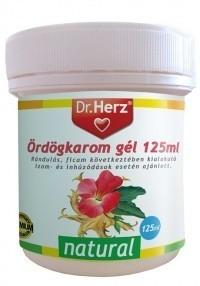 DR.HERZ ÖRDÖGKAROM GÉL 125ML