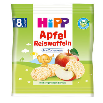 HIPP 3566-01 ALMÁS RIZSKORONG 30 g
