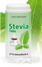 Sanct Bernhard stevia édesítő tabletta 600 db