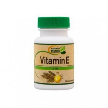 Vitamin Station vitamin e tabletta 100 db