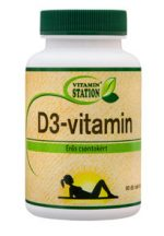 Vitamin Station d3-vitamin 90 db
