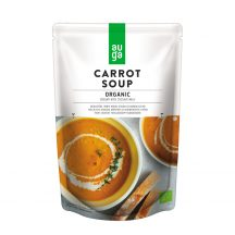 Auga bio vegán organikus sárgarépa krémleves kókusztejjel 400 g