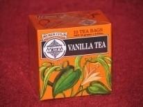 Mlesna fekete tea vanília íz 10x1g 15 g