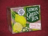 Mlesna zöld tea citrom ízesítéssel 50x2g 100 g