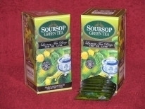 Mlesna soursop zöld tea 50x2g 50 db