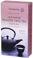 Clearspring bio kukicha tea 20x2g 40g