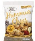 EAT REAL HUMMUS CHIPS CHILI-CITROM 45 g