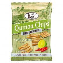 Eat Real quinoa chips chili és lime izű 30 g