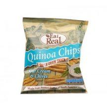 Eat Real quinoa chips tejfölös és snidlinges 30 g