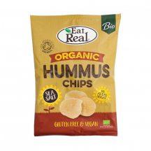 Eat Real bio hummus chips tengeri sóval 100 g