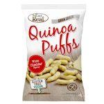 EAT REAL QUINOA-KEL PUFFS FEHÉR CHEDDAR 40 g