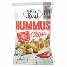 Eat Real hummus chips chilis sajtos 40 g