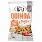 EAT REAL QUINOA CHIPS ÉDES CHILI 30 g