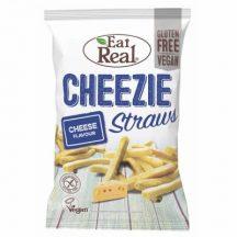 Eat Real sajtos chips pálcikák 45 g