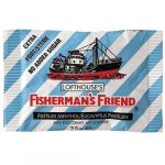 Fishermans Friend cukorka kék 25 g