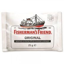 Fishermans Friend extra erős mentolos-eukaliptuszos cukorka 25 g