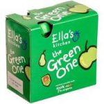Ellas Kitchen zöld bio bébiétel multipack 450 g