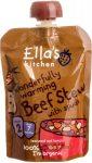 Ellas Kitchen marhapörkölt krumplival bio bébiétel 130 g