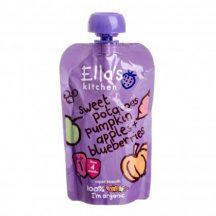 Ellas Kitchen bio görögjoghurt erdeigyümölcs bébiétel 90 g